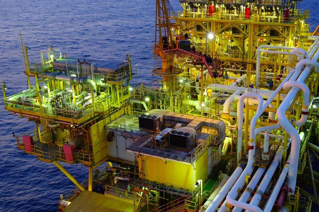 Hazop on an oil rig